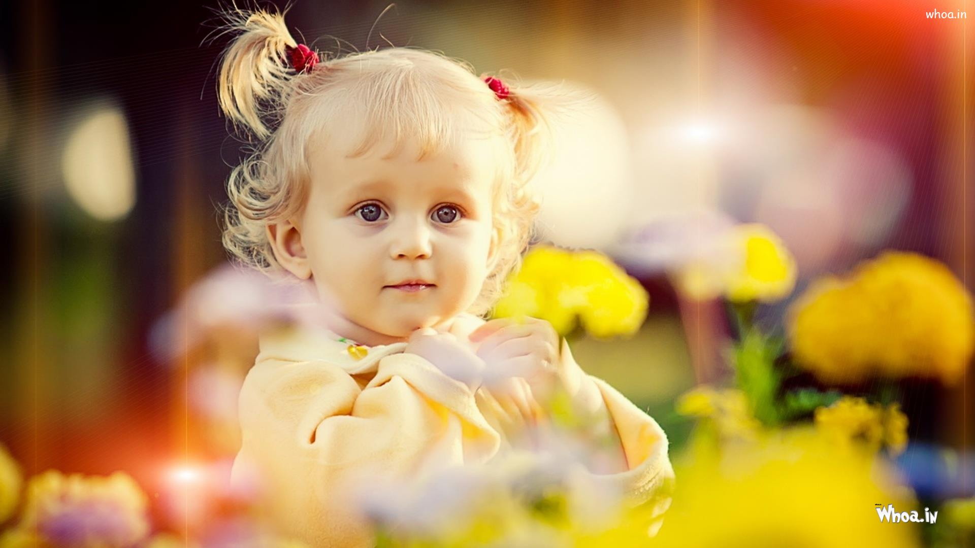 Black eyes baby little girl hair style hd babies wallpaper download thecheapjerseys Image collections