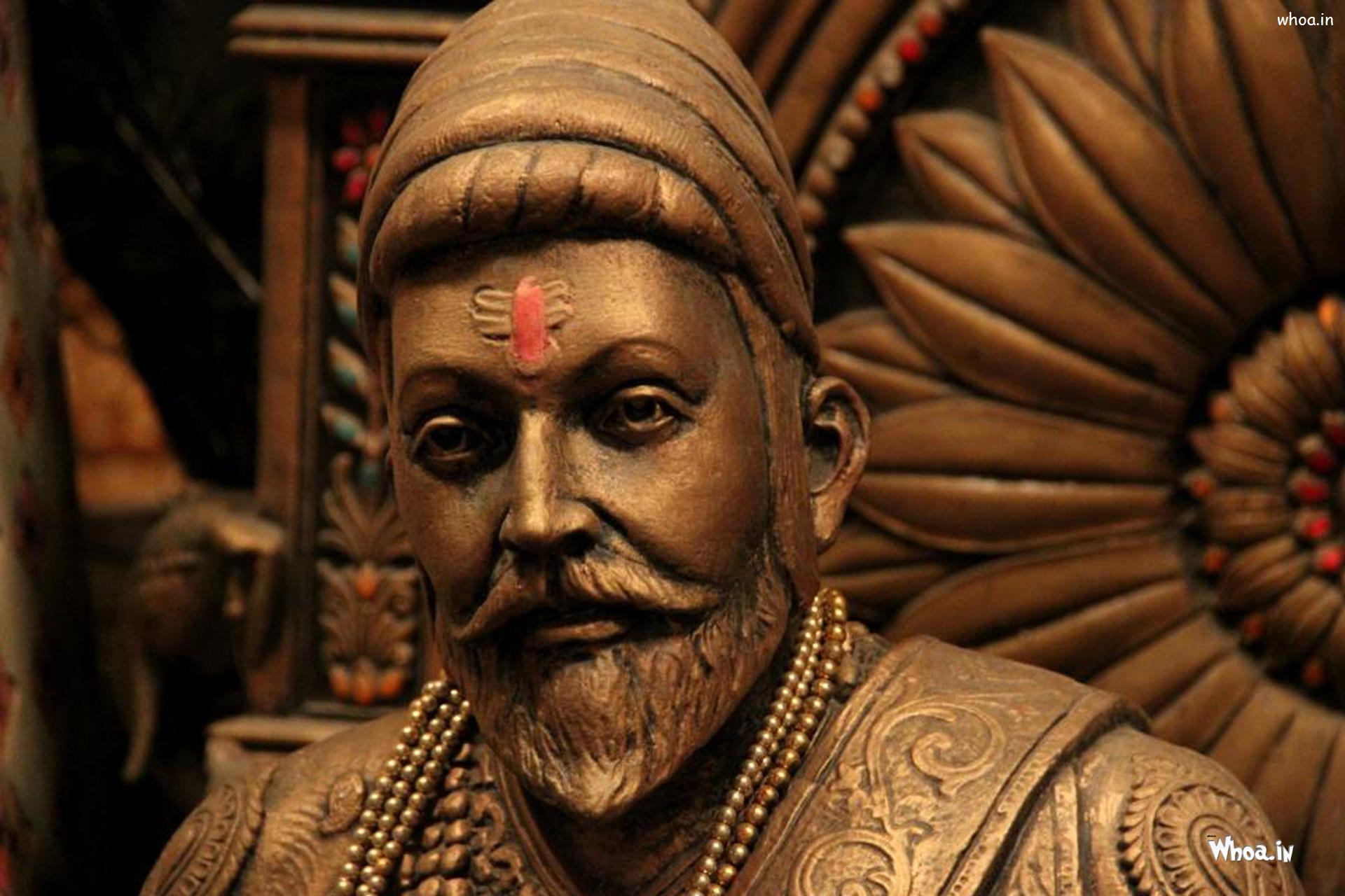 Hd wallpaper shivaji maharaj - Download