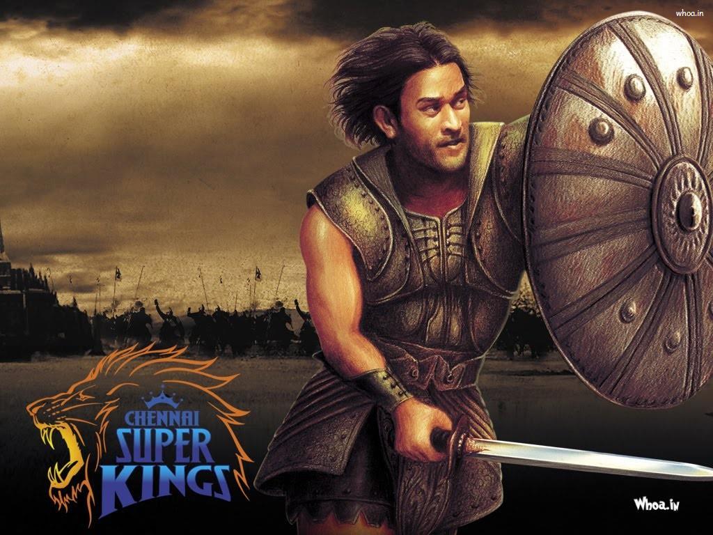 Group Of Chennai Super Kings Hd