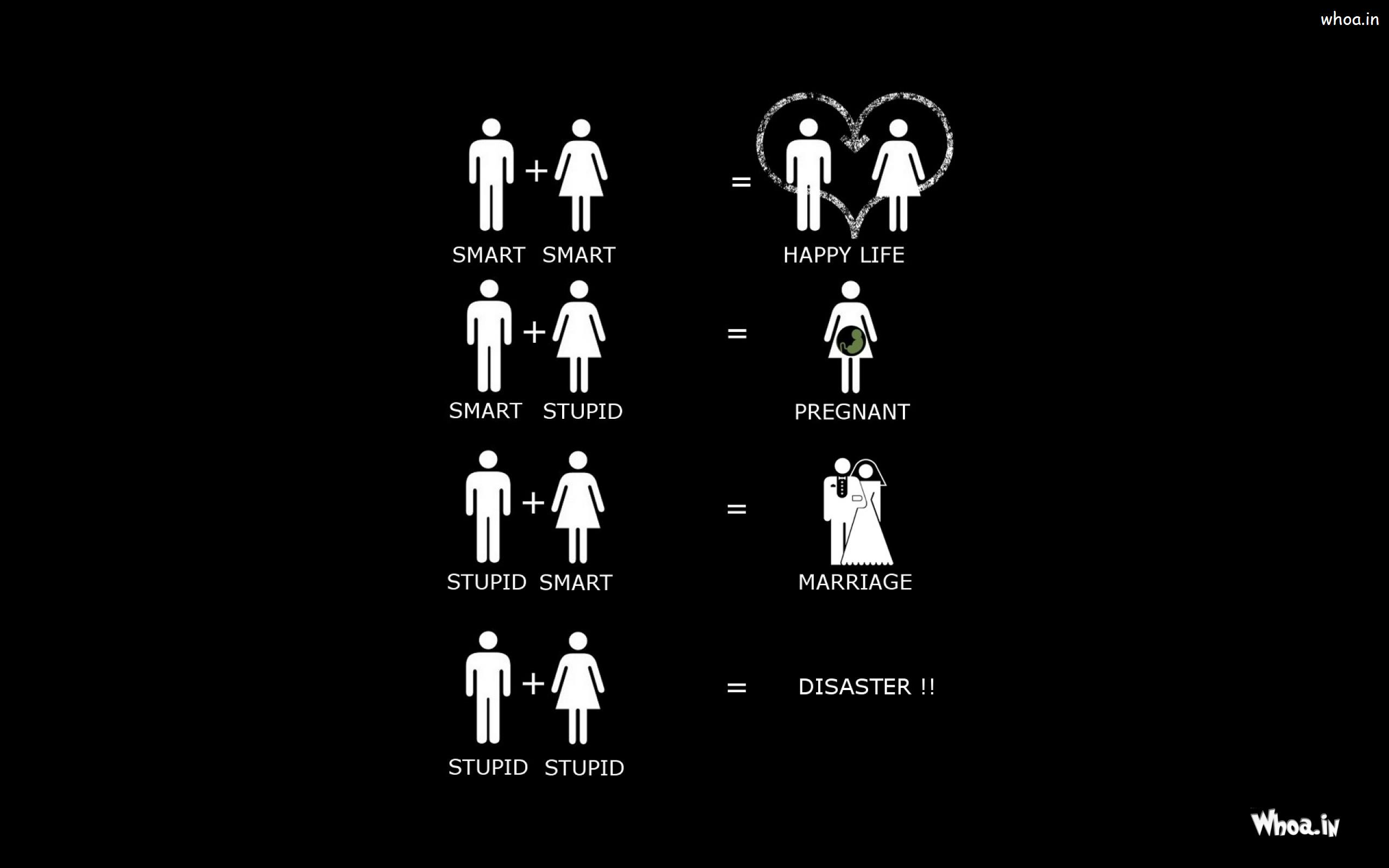 Funny Marriage Life HD Real Life Fun Wallpaper