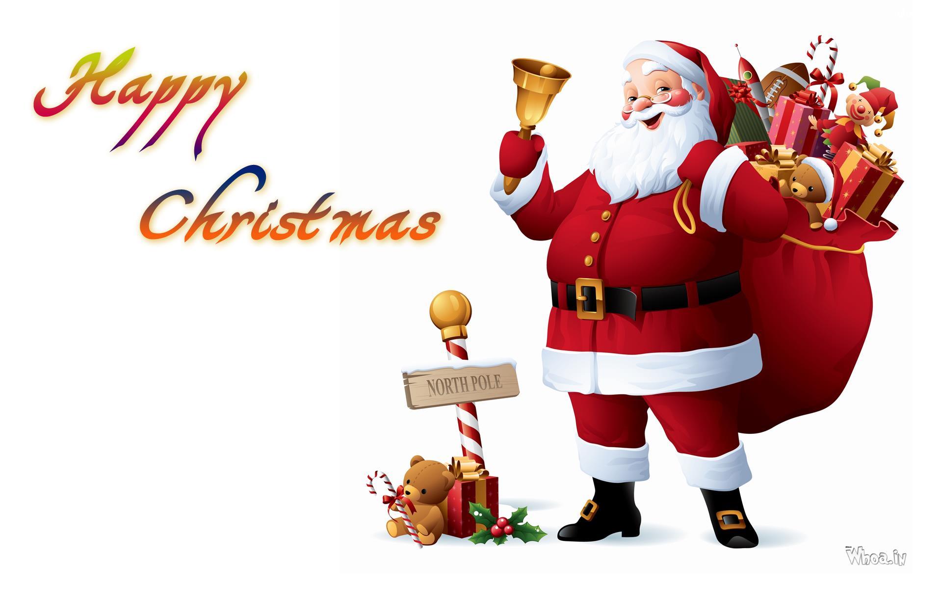 oh - Santa Claus Christmas