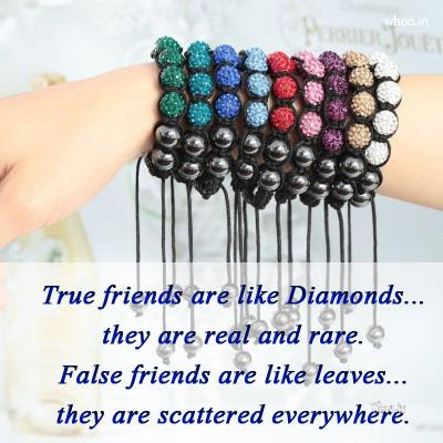 Happy Friendship Day Colorful Diamond Belt HD Wallpaper