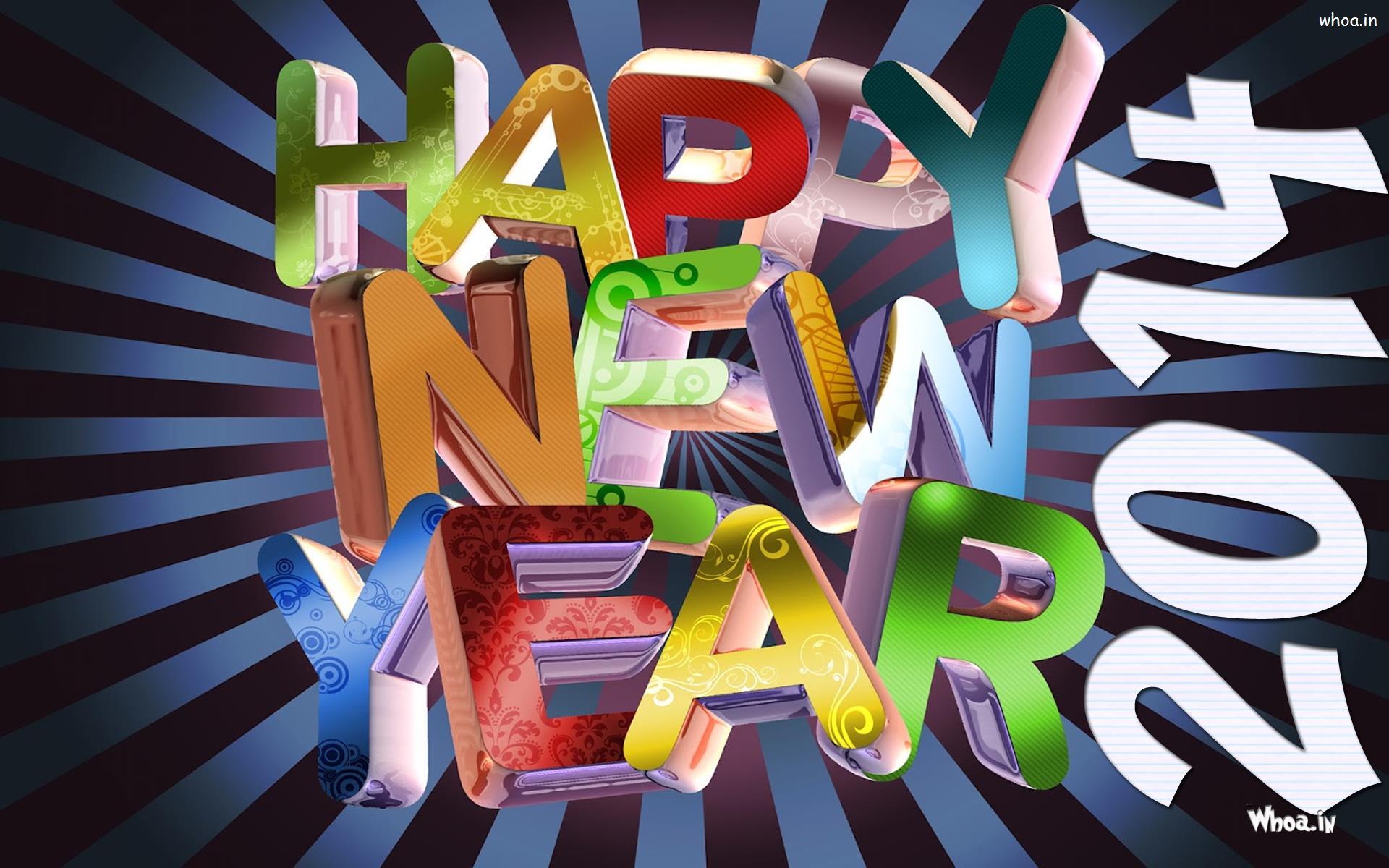 happy new year 2014 hd wallpaper #2