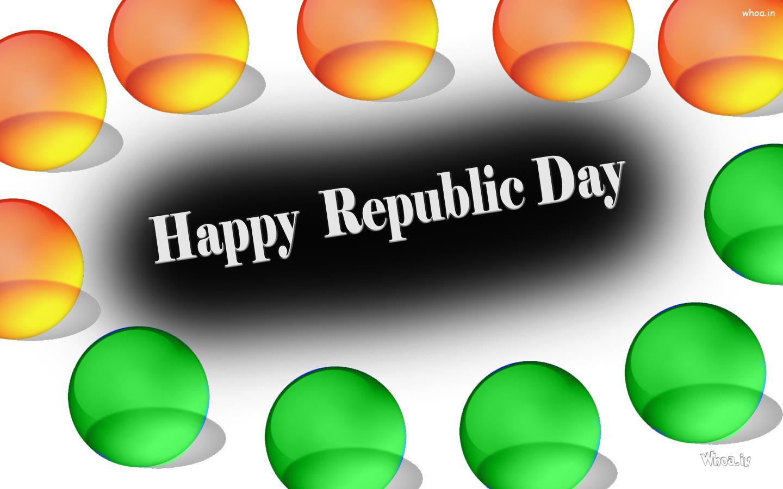 Happy Republic Day High Resoutlation Hd Wallpaper Free