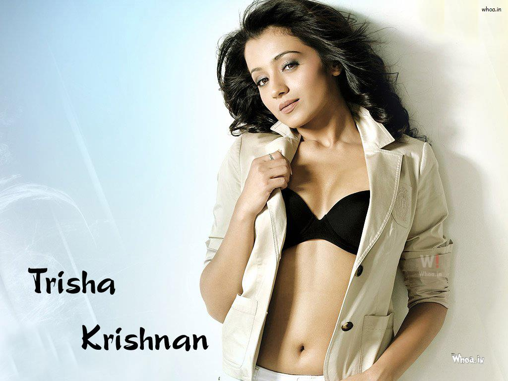 Trisha Krishnan HD wallpaper for download