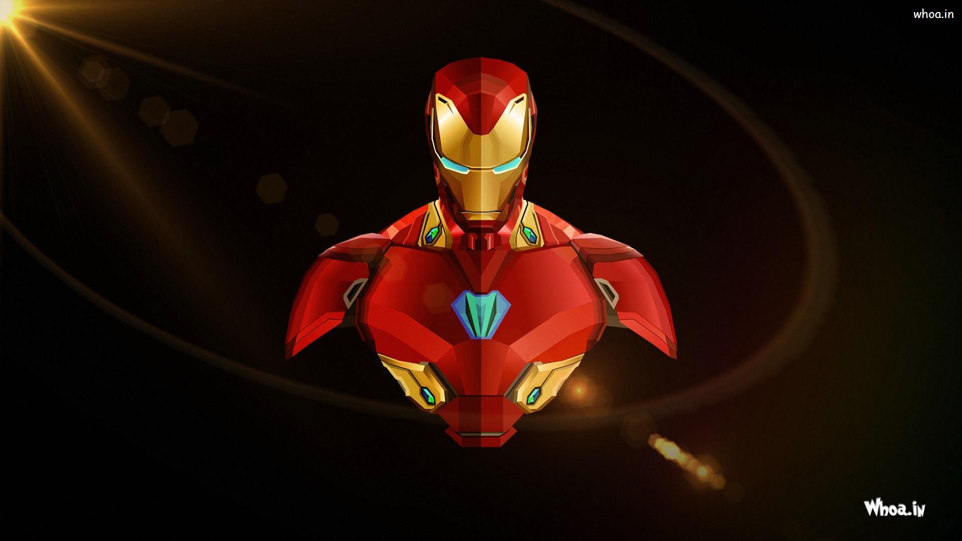Iron Man Avengers Infinity War Ultra Hd 4k Wallpaper