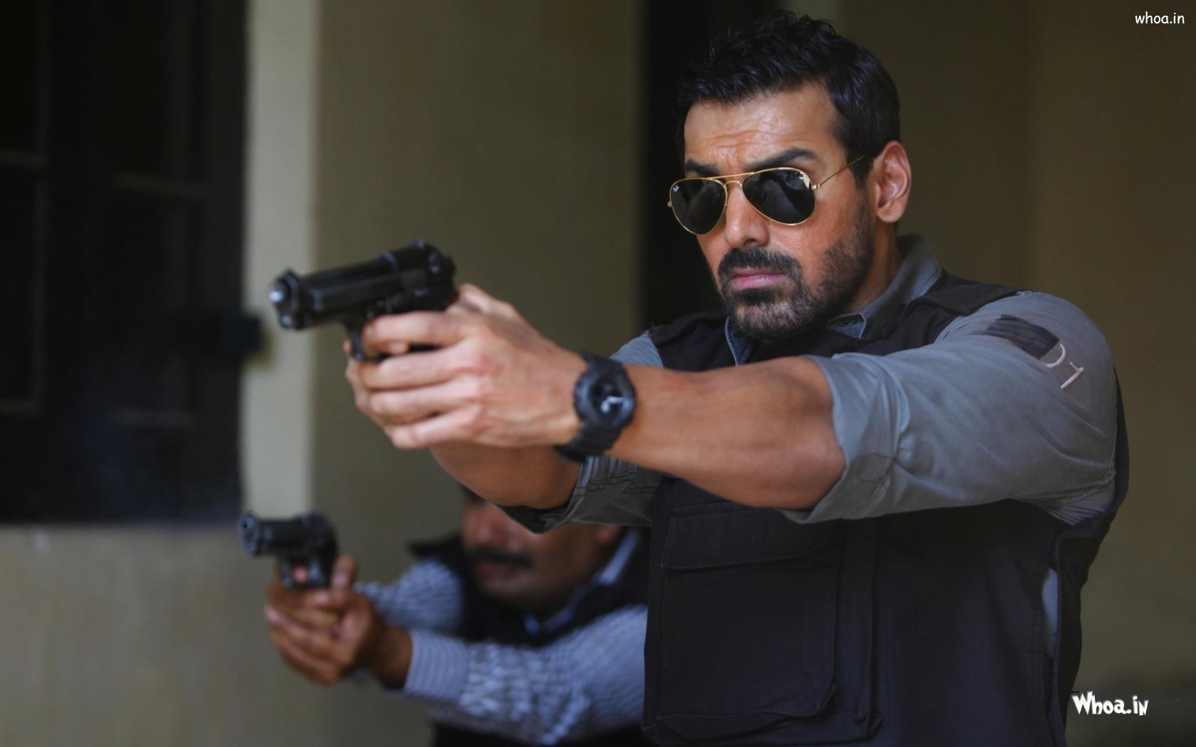Hd wallpaper john abraham - John Abraham In Madras Cafe Hd Wallpaper