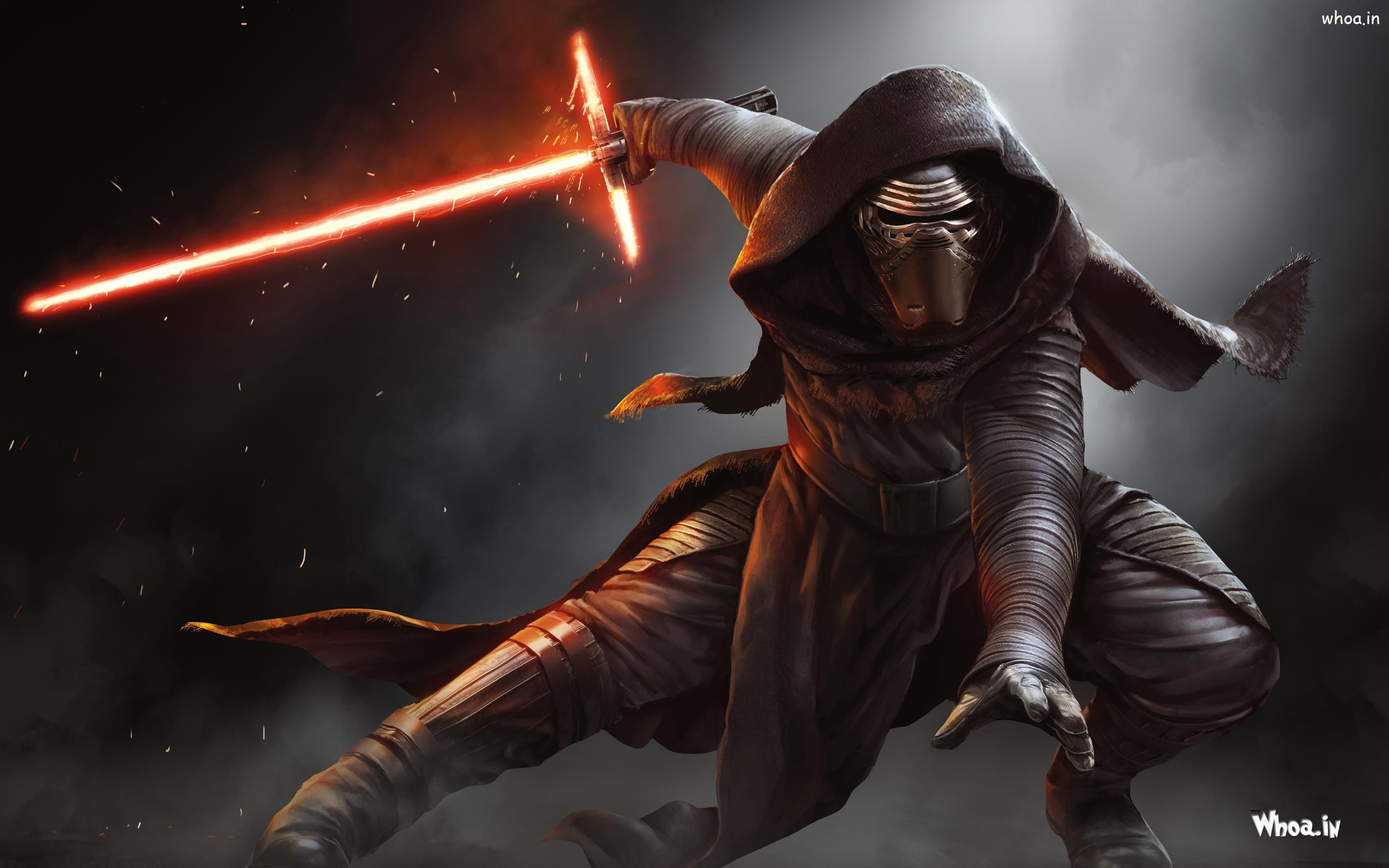 kylo ren in star wars hollywood action movies hd wallpaper