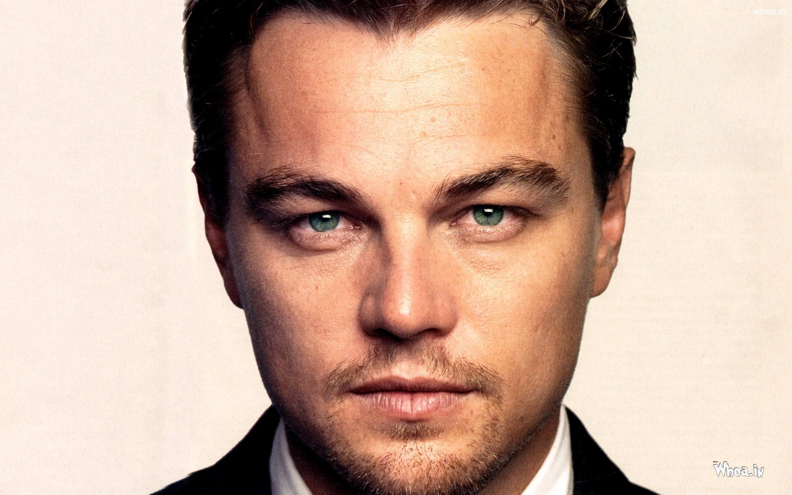 leonardo dicaprio face closeup hd wallpaper