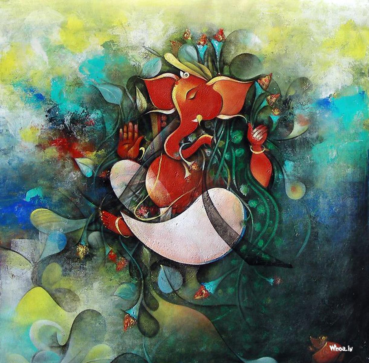 Lord ganesha multi color painting hd image - Lord Ganesha Multi Color Painting Hd Image Share This Page Wow 706 Download