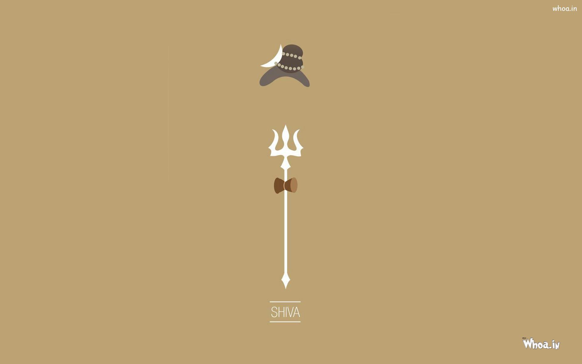Lord shiva trishul picture - Lord Shiva Trishul