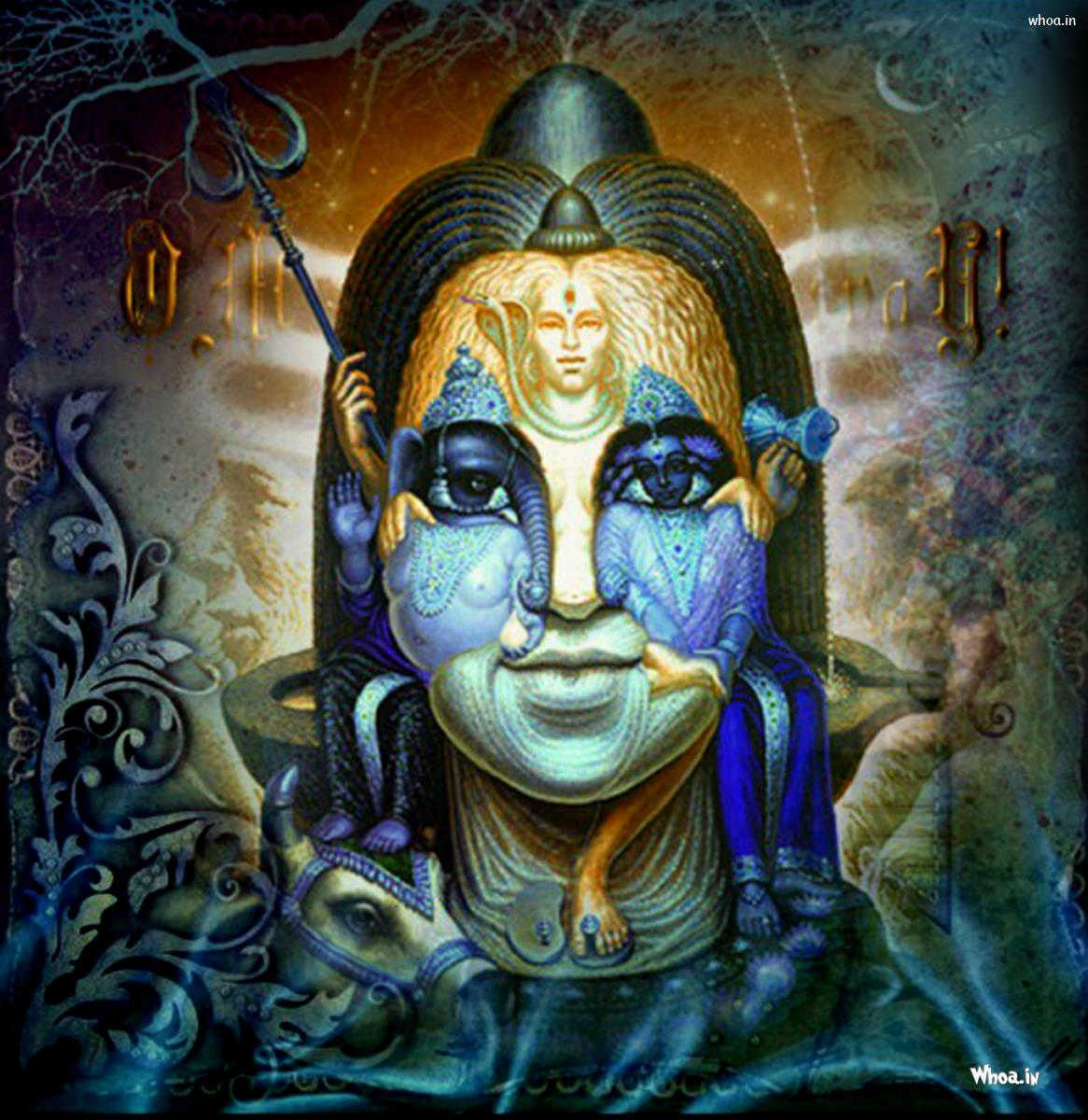 Group Of Lord Shiva Wallpapers For