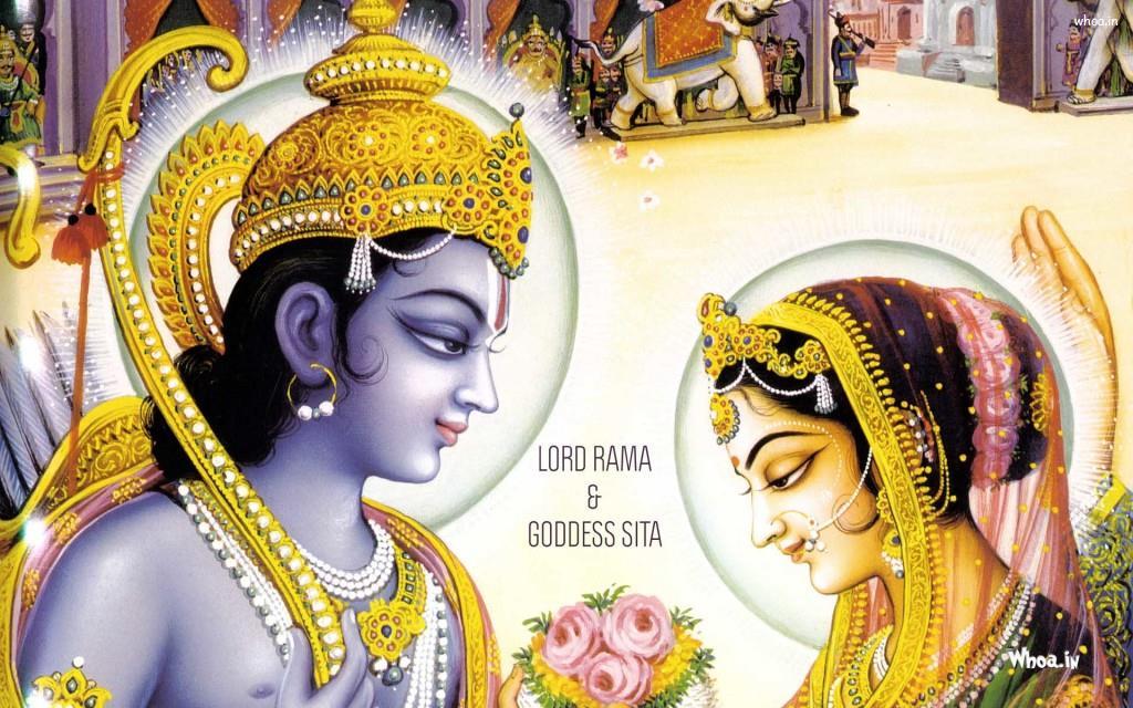 Image result for romantic rama & seeta