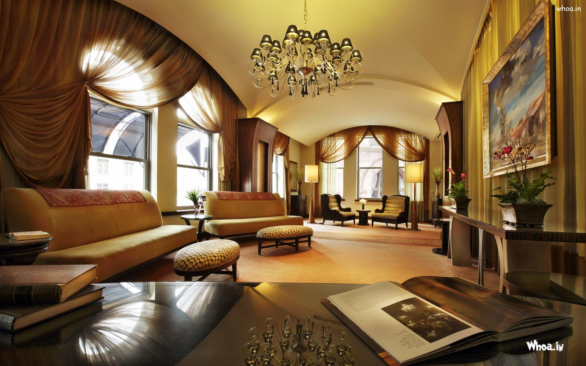 Luxurious Sofa For Royal Hotel And Living Room