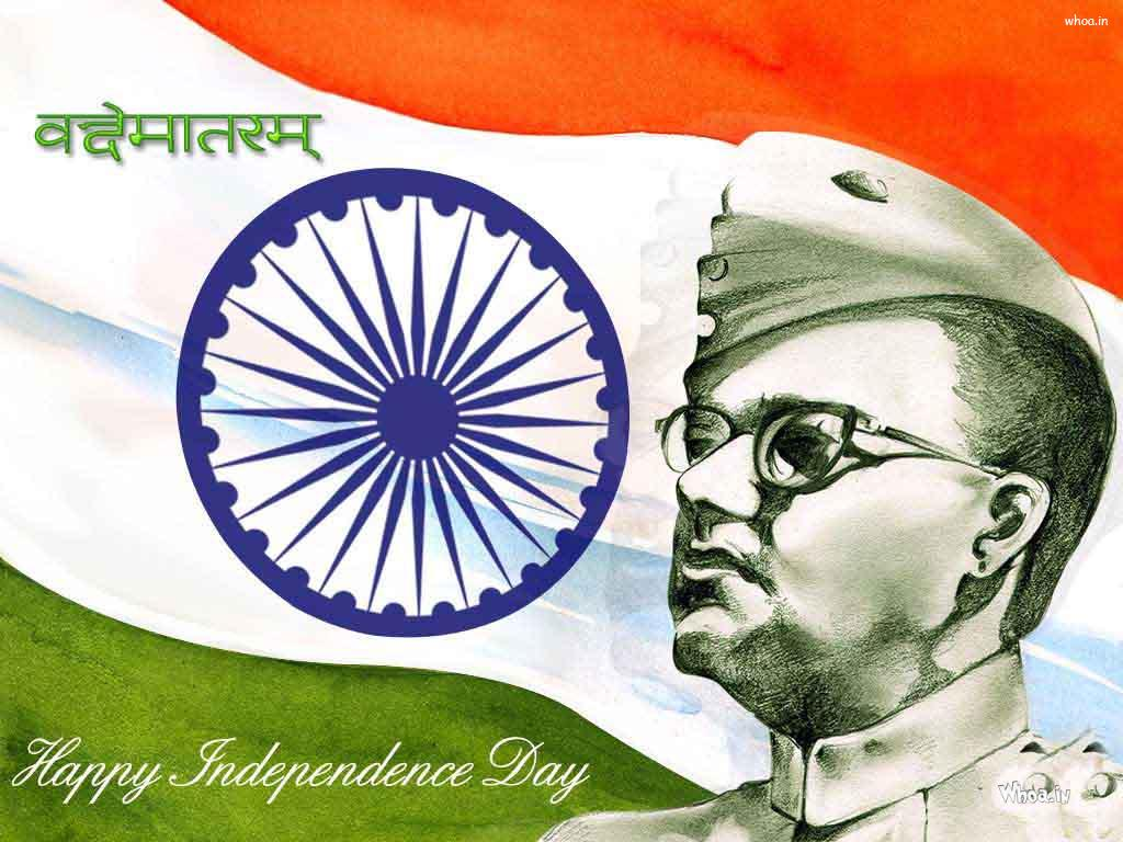 Netaji subhas chandra bose pencil sketch wallpaper