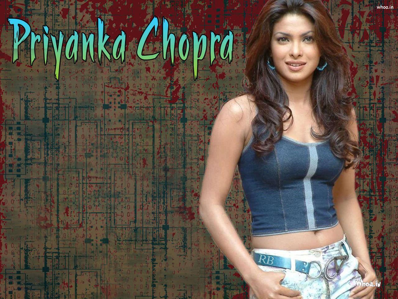 priyanka chopra hot and bold pose hd wallpaper