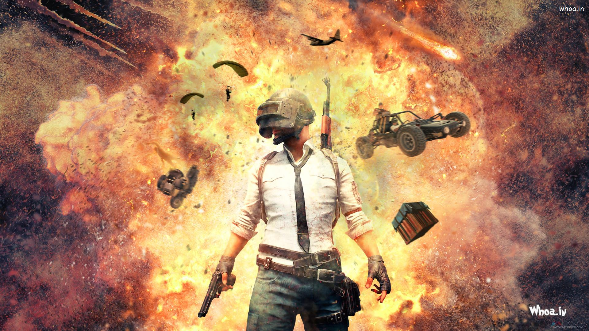 Pubg Game Art Wallpapers For Desktop And Mobiles
