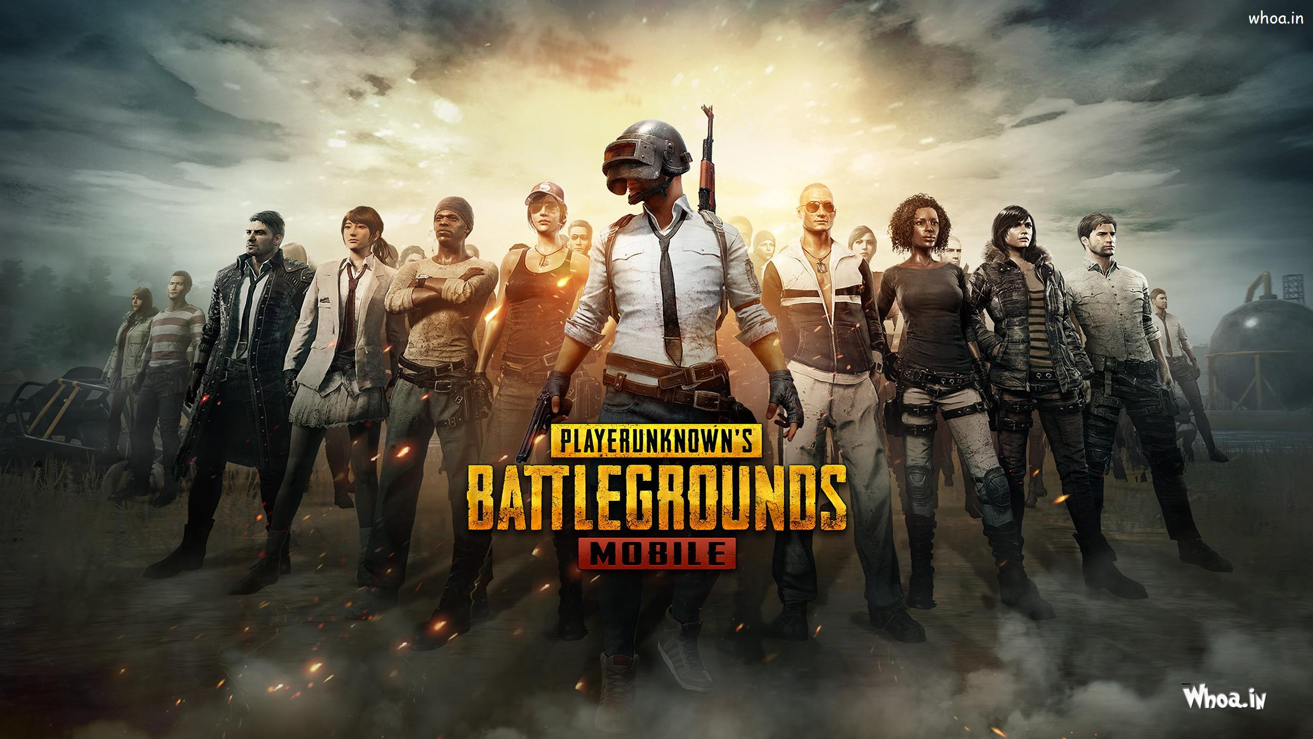 Pubg Game Art Wallpapers For Desktop And Mobiles 4 Pubg Game Wallpaper