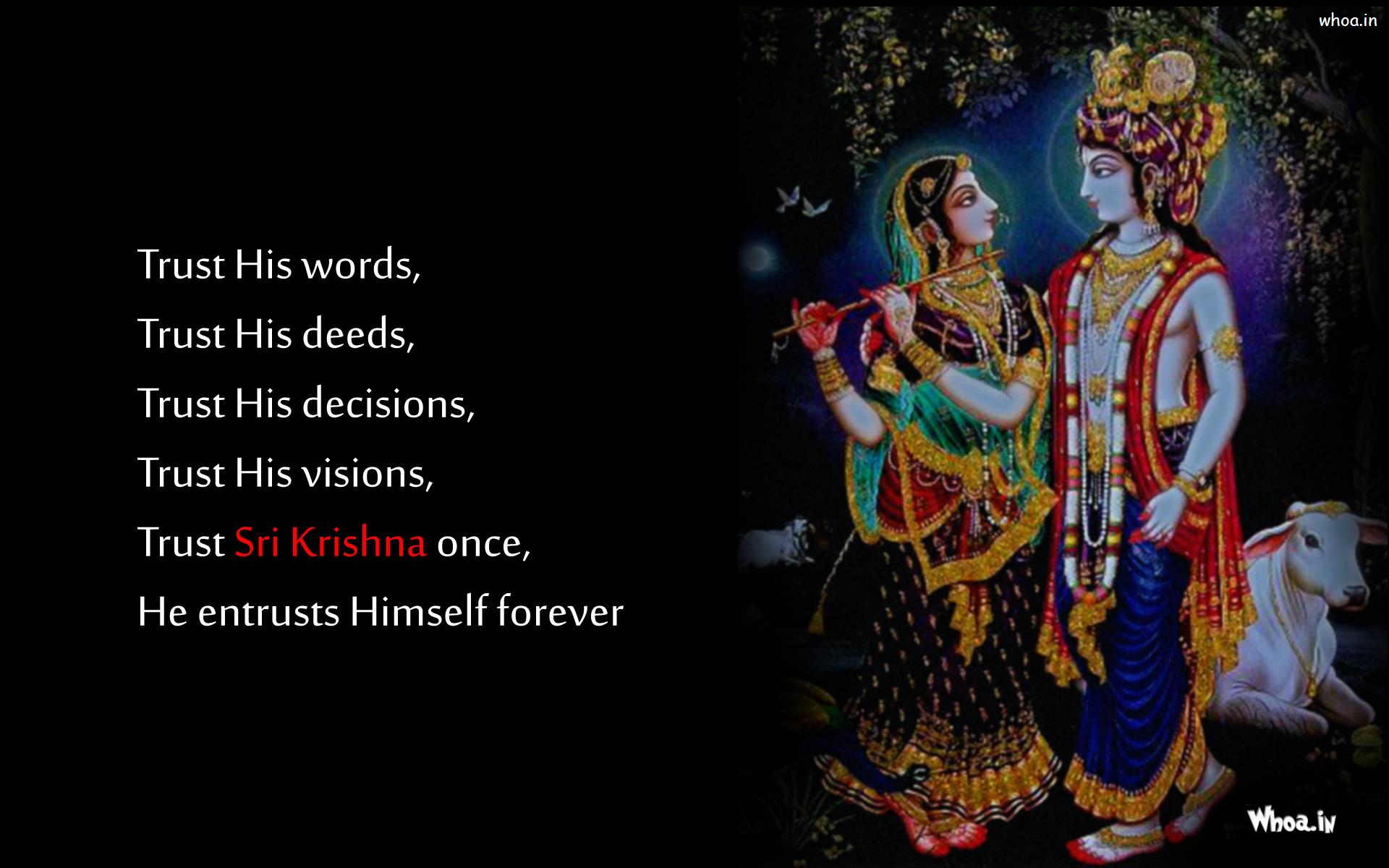 Who is Krishna? | Krishna.org