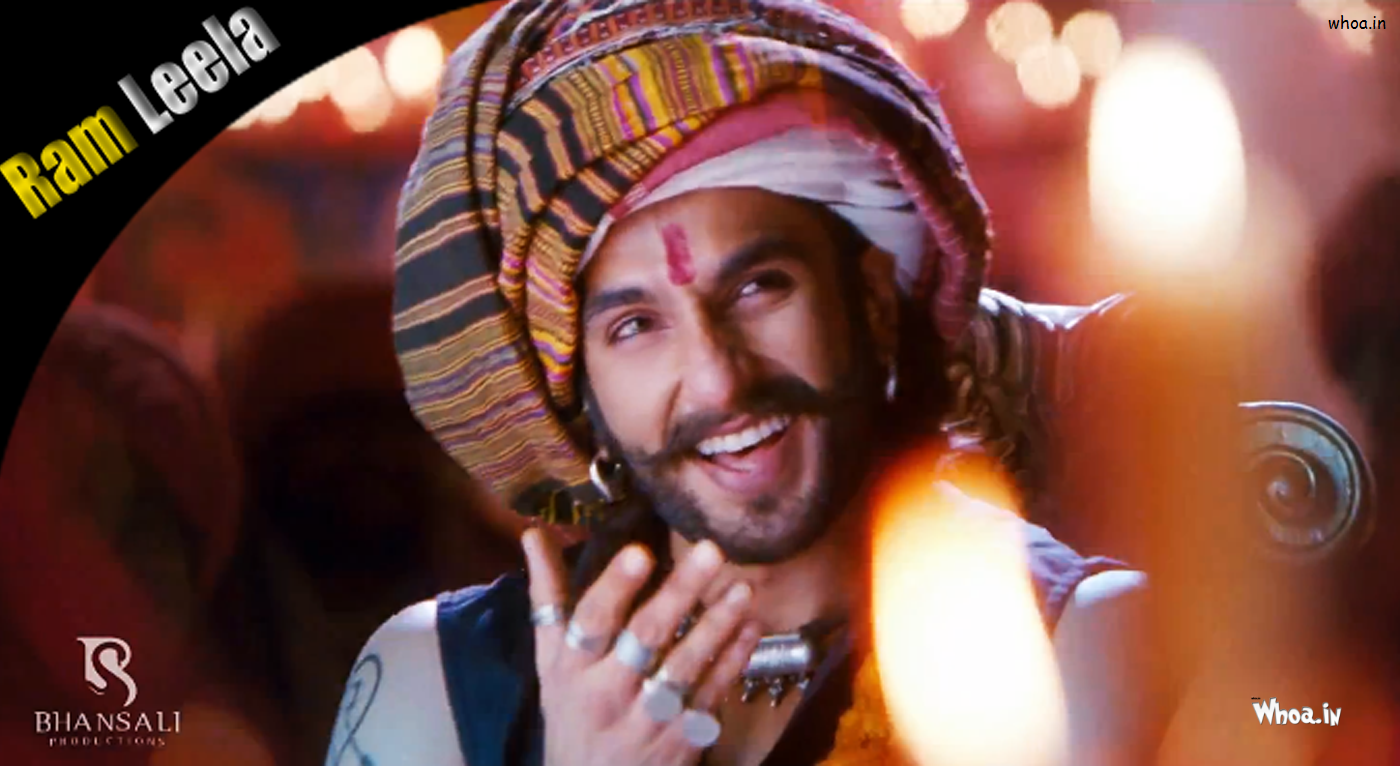 ranbir singh wearing a turban in ram leela movie wallpapers