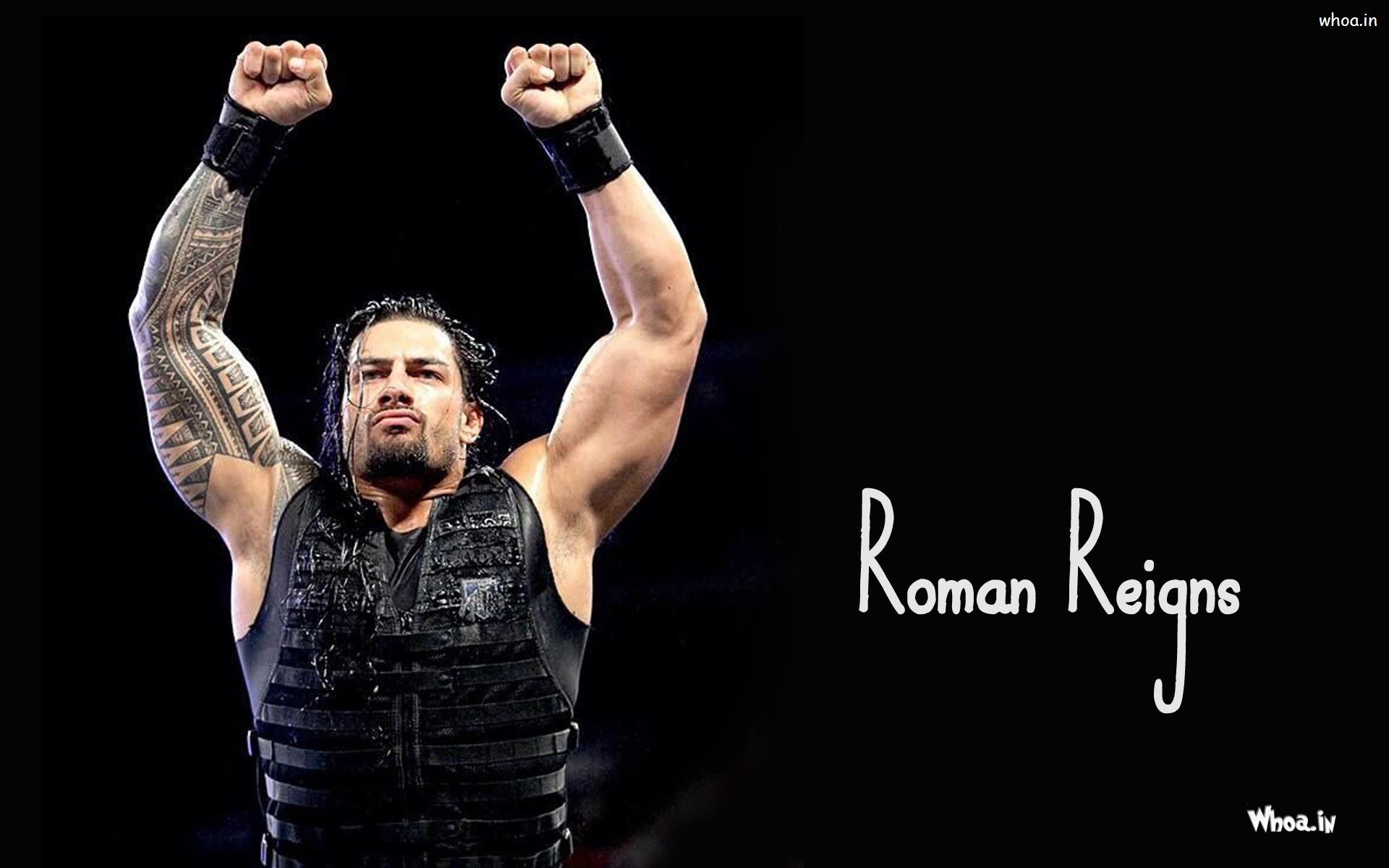 Roman Reigns Wallpaper Hd