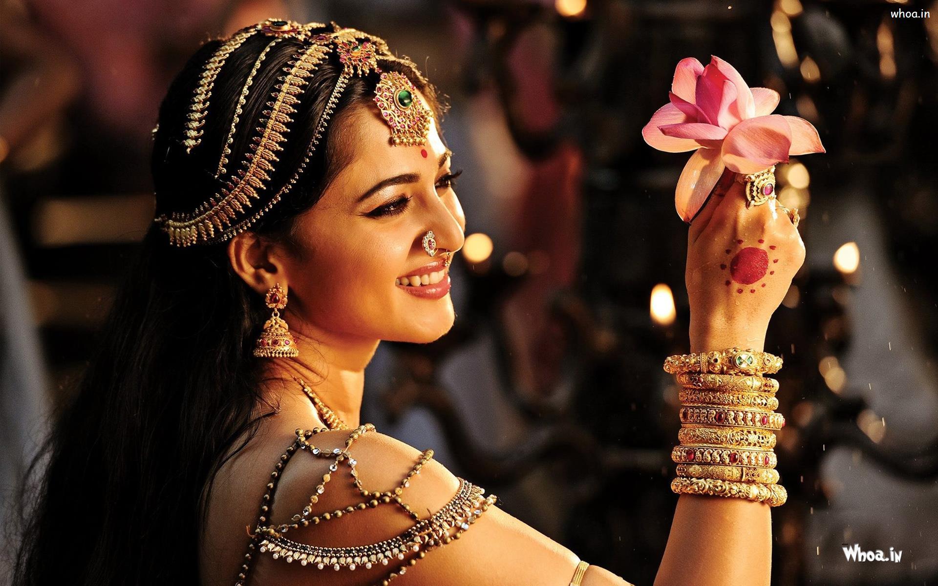 rudhramadevi anushka shetty movies hd wallpaper