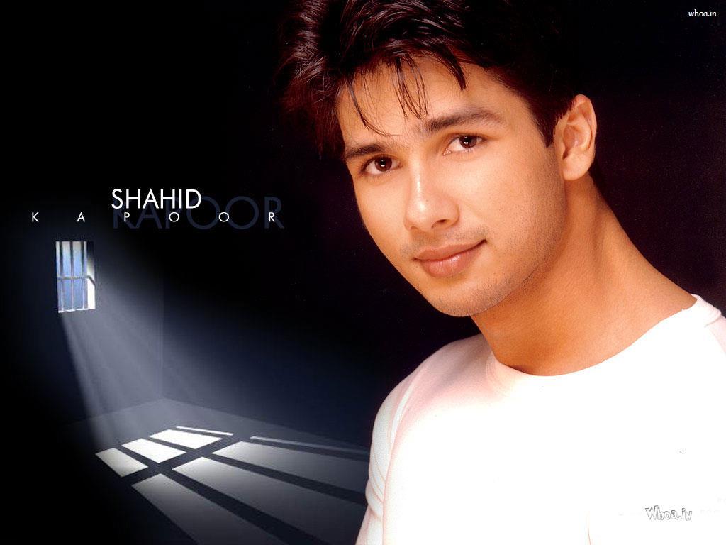 shahid kapoor white hd wallpaper