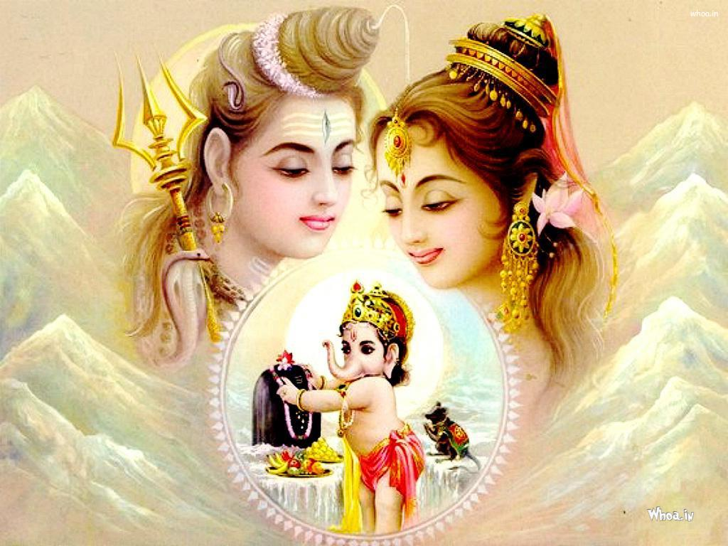 Lord shiva parvati hd wallpapers 1080p