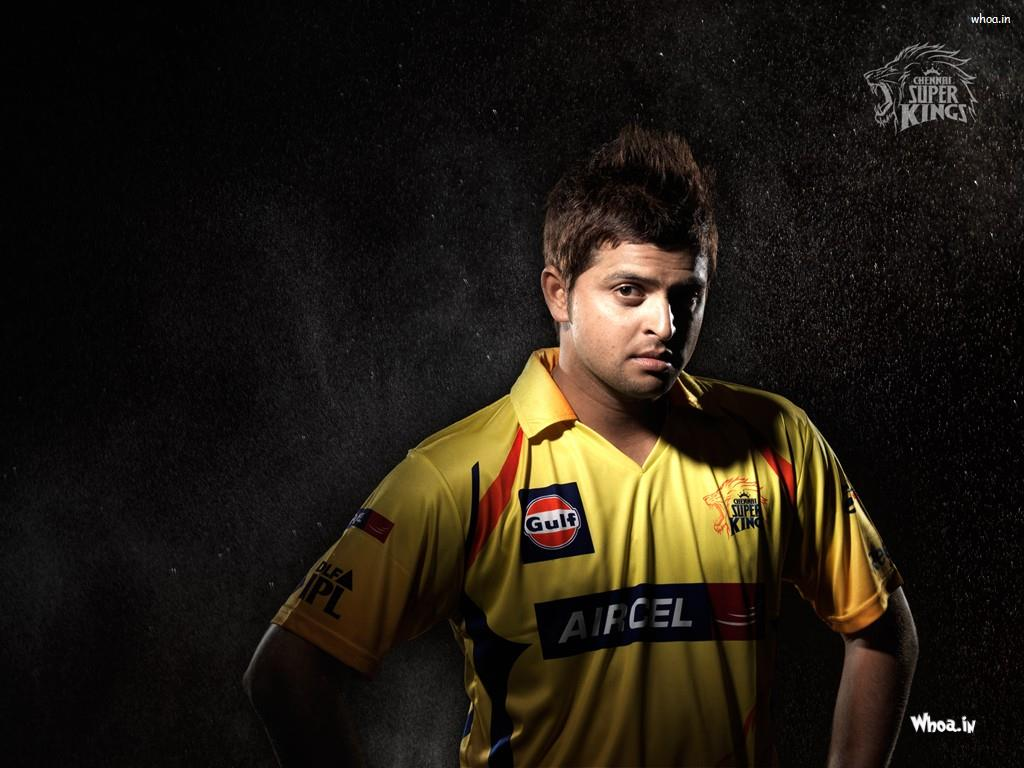 Suresh Raina In Chennai Super Kings